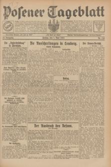 Posener Tageblatt. Jg.68, Nr. 128 (7 Juni 1929) + dod.