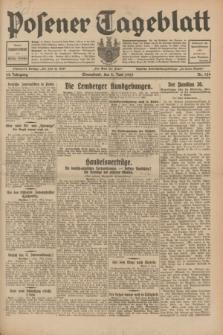 Posener Tageblatt. Jg.68, Nr. 129 (8 Juni 1929) + dod.