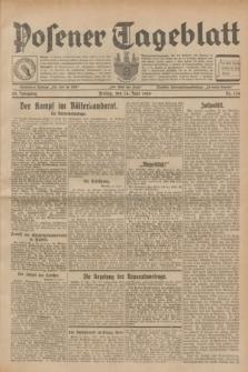 Posener Tageblatt. Jg.68, Nr. 134 (14 Juni 1929) + dod.