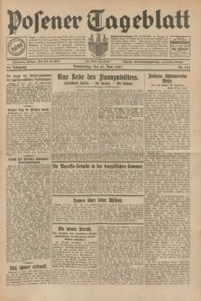 Posener Tageblatt. Jg.68, Nr. 145 (27 Juni 1929) + dod.