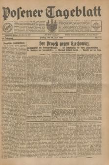 Posener Tageblatt. Jg.68, Nr. 146 (28 Juni 1929) + dod.