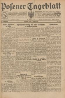 Posener Tageblatt. Jg.68, Nr. 153 (7 Juli 1929) + dod.