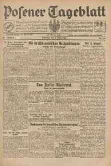 Posener Tageblatt. Jg.68, Nr. 154 (9 Juli 1929) + dod.