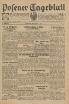 Posener Tageblatt. Jg.68, Nr. 158 (13 Juli 1929) + dod.