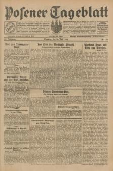 Posener Tageblatt. Jg.68, Nr. 159 (14 Juli 1929) + dod.