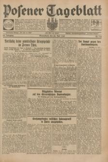 Posener Tageblatt. Jg.68, Nr. 164 (20 Juli 1929) + dod.