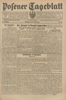 Posener Tageblatt. Jg.68, Nr. 167 (24 Juli 1929) + dod.