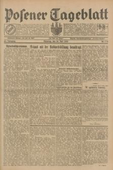 Posener Tageblatt. Jg.68, Nr. 172 (30 Juli 1929) + dod.