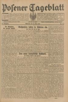 Posener Tageblatt. Jg.68, Nr. 173 (31 Juli 1929) + dod.