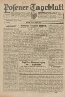 Posener Tageblatt. Jg.68, Nr. 185 (14 August 1929) + dod.