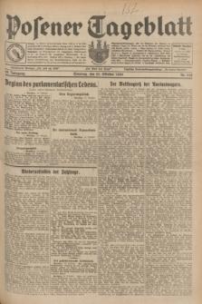 Posener Tageblatt. Jg.68, Nr. 242 (20 Oktober 1929) + dod.