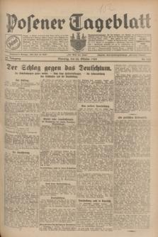 Posener Tageblatt. Jg.68, Nr. 243 (22 Oktober 1929) + dod.