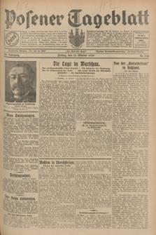 Posener Tageblatt. Jg.68, Nr. 246 (25 Oktober 1929) + dod.