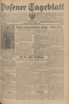 Posener Tageblatt. Jg.68, Nr. 248 (27 Oktober 1929) + dod.