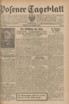 Posener Tageblatt. Jg.68, Nr. 279 (4 Dezember 1929) + dod.