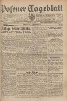 Posener Tageblatt. Jg.68, Nr. 282 (7 Dezember 1929) + dod.