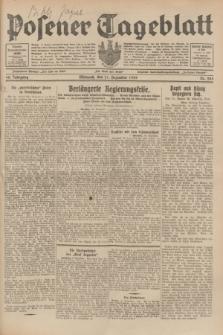 Posener Tageblatt. Jg.68, Nr. 285 (11 Dezember 1929) + dod.