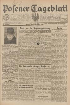 Posener Tageblatt. Jg.68, Nr. 287 (13 Dezember 1929) + dod.