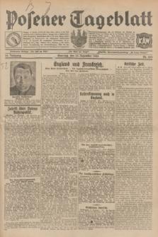 Posener Tageblatt. Jg.68, Nr. 289 (15 Dezember 1929) + dod.