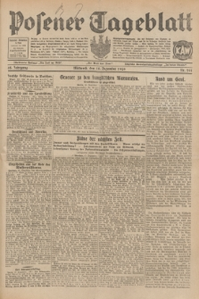 Posener Tageblatt. Jg.68, Nr. 291 (18 Dezember 1929) + dod.