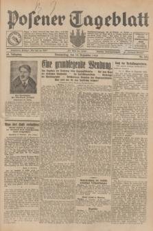 Posener Tageblatt. Jg.68, Nr. 292 (19 Dezember 1929) + dod.