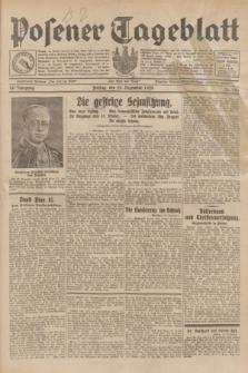 Posener Tageblatt. Jg.68, Nr. 293 (20 Dezember 1929) + dod.