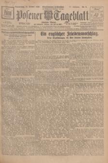 Posener Tageblatt (Posener Warte). Jg.67, Nr. 9 (12 Januar 1928) + dod.
