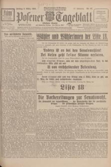 Posener Tageblatt (Posener Warte). Jg.67, Nr. 57 (9 März 1928) + dod.