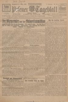 Posener Tageblatt (Posener Warte). Jg.67, Nr. 76 (31 März 1928) + dod.