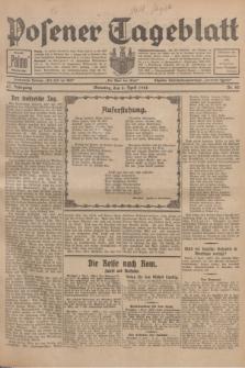 Posener Tageblatt. Jg.67, Nr. 82 (8 April 1928) + dod.