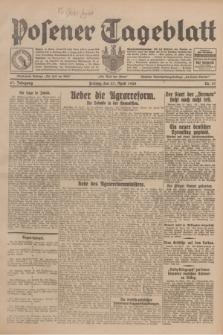 Posener Tageblatt. Jg.67, Nr. 97 (27 April 1928) + dod.