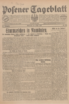 Posener Tageblatt. Jg.67, Nr. 106 (9 Mai 1928) + dod.