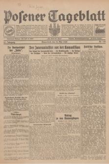 Posener Tageblatt. Jg.67, Nr. 109 (12 Mai 1928) + dod.