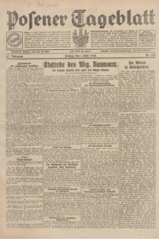 Posener Tageblatt. Jg.67, Nr. 124 (1 Juni 1928) + dod.