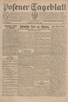 Posener Tageblatt. Jg.67, Nr. 127 (5 Juni 1928) + dod.