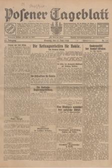 Posener Tageblatt. Jg.67, Nr. 137 (17 Juni 1928) + dod.