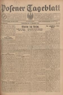 Posener Tageblatt. Jg.67, Nr. 263 (15 November 1928) + dod.