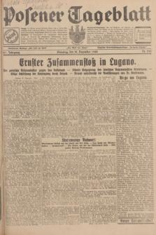 Posener Tageblatt. Jg.67, Nr. 290 (18 Dezember 1928) + dod.