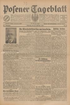 Posener Tageblatt. Jg.69, Nr. 45 (23 Februar 1930) + dod.