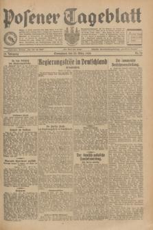 Posener Tageblatt. Jg.69, Nr. 74 (29 März 1930) + dod.