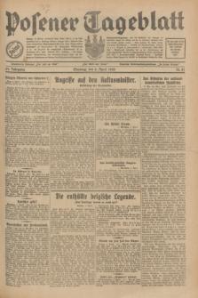 Posener Tageblatt. Jg.69, Nr. 81 (6 April 1930) + dod.