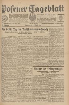 Posener Tageblatt. Jg.69, Nr. 89 (16 April 1930) + dod.