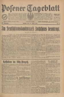 Posener Tageblatt. Jg.69, Nr. 91 (18 April 1930) + dod.
