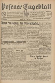 Posener Tageblatt. Jg.69, Nr. 101 (2 Mai 1930) + dod.