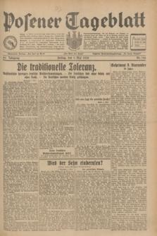 Posener Tageblatt. Jg.69, Nr. 106 (9 Mai 1930) + dod.