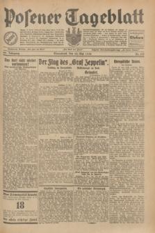 Posener Tageblatt. Jg.69, Nr. 119 (24 Mai 1930) + dod.