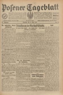 Posener Tageblatt. Jg.69, Nr. 121 (27 Mai 1930) + dod.