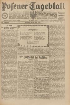 Posener Tageblatt. Jg.69, Nr. 131 (8 Juni 1930) + dod.