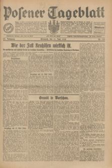 Posener Tageblatt. Jg.69, Nr. 132 (11 Juni 1930) + dod.
