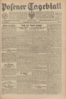 Posener Tageblatt. Jg.69, Nr. 139 (19 Juni 1930) + dod.